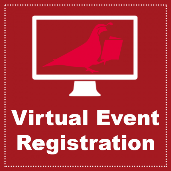 Quail Ridge Books Virtual Event Registration